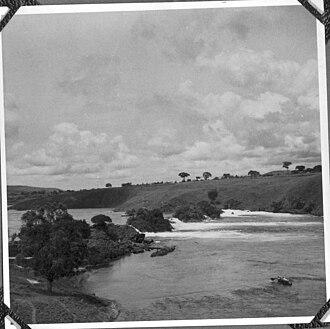 Ripon Falls - Image: Ripon Falls 01