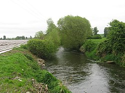River Gylde at Glydefarm, Co. Louth - geograph.org.uk - 1293543.jpg