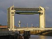 River Hull tidal barrier 1