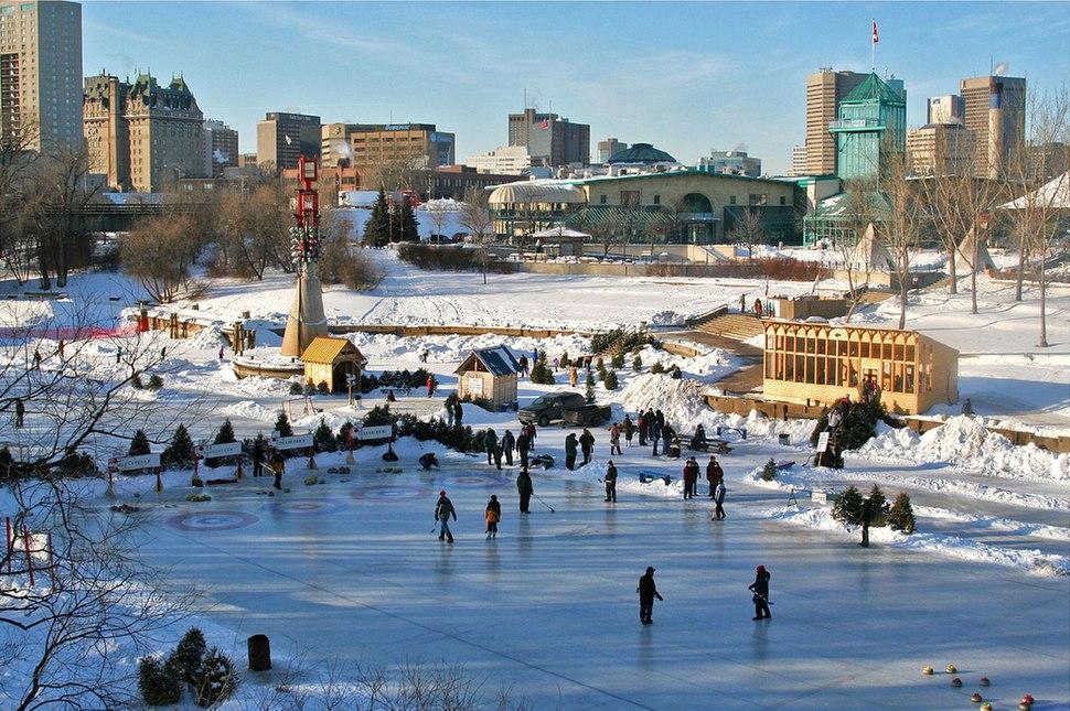 River River Curling