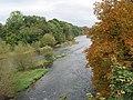 River Wye flowing downstream - geograph.org.uk - 583468.jpg