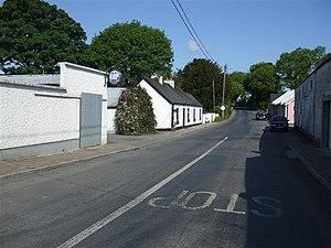 Ballintogher - R290 road at Ballintogher