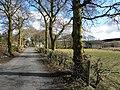 Road at Stroanagibbagh - geograph.org.uk - 1771420.jpg