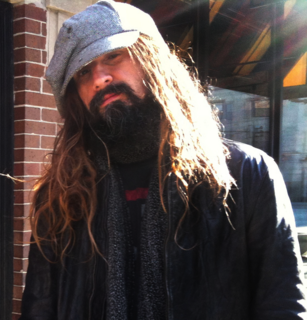 Rob Zombie American singer and film director