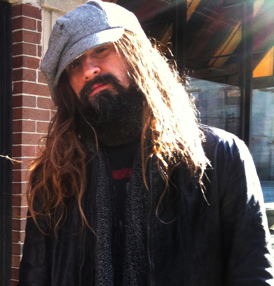 Rob Zombie in 2009