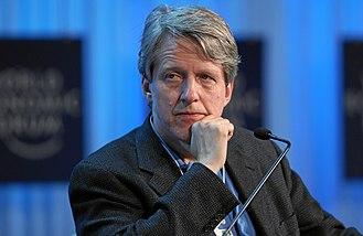Robert J. Shiller - Shiller at a World Economic Forum meeting in 2012