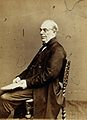 Robert W. Dunn. Photograph by Ernest Edwards, 1868. Wellcome V0028438.jpg