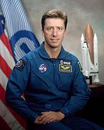 Roberto Vittori NASA portrait