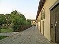 Rocca Sanvitale (Sala Baganza) - lato est della cortaccia Sanvitale 1 2019-09-16.jpg
