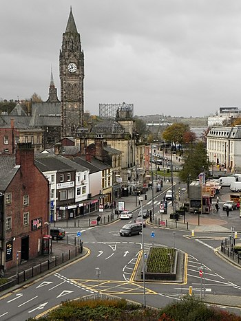Rochdale Travel Guide At Wikivoyage