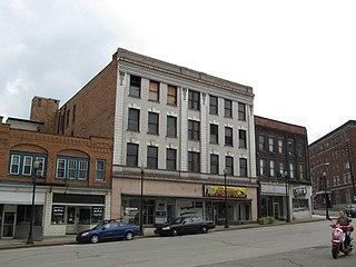 Rochester, Pennsylvania Borough in Pennsylvania, United States