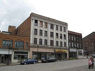 Rochester, Pennsylvania - Downtown Rochester