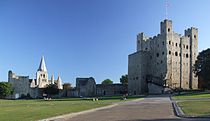 Rochester Castle Keep and Bailey 0038stcp.JPG