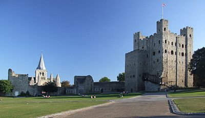 Px Rochester Castle Keep And Bailey Stcp on Medieval Castle Diagram