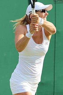 Anastasia Rodionova Russian-Australian tennis player