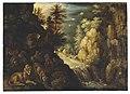 Roelandt savery lions dans un paysage boise112620).jpg