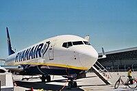 EI-DYO - B738 - Ryanair