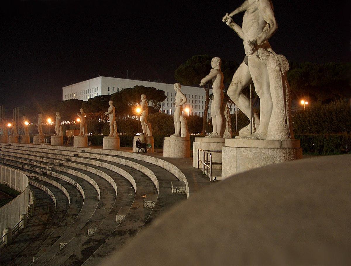 Stadio dei Marmi – Wikipedia
