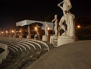 Rome bid for the 2020 Summer Olympics - Foro Italico