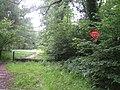 Roman road, Great Ridge near Chicklade - geograph.org.uk - 469173.jpg