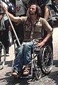 Ron Kovic and Vietnam Veteran protestors at the 1972 Republican National Convention - Miami, Florida (cropped1).jpg