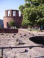 Rondell und Dicker Turm des Heidelberger Schlosses.jpg