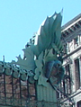 Roof detail west Harold Washington Library.png