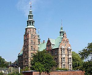 Rosenborg Castle - Image: Rosenborg 2