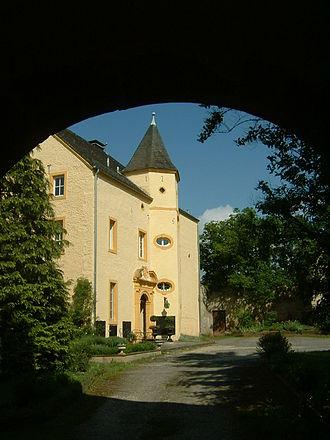 Roth an der Our - Roth an der Our, Schloss Roth