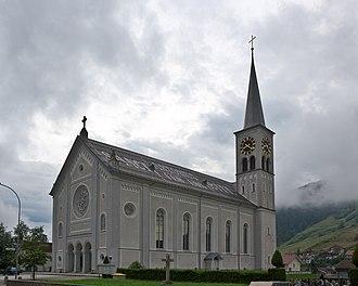Rothenthurm - Rothenthurm parish church