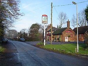 Aldenham - Round Bush