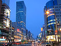 Route246-Minami-Aoyama-5chome-Evening.jpg
