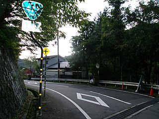 Japan National Route 477
