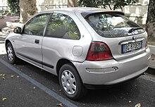 Rover 200 25 Wikipedia