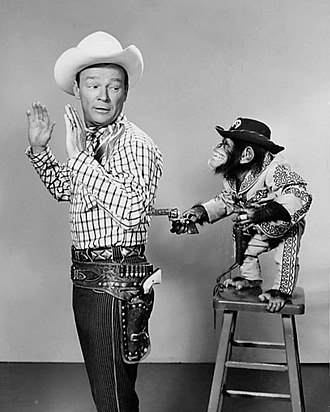 The Dinah Shore Chevy Show - Guest star Roy Rogers (1960)