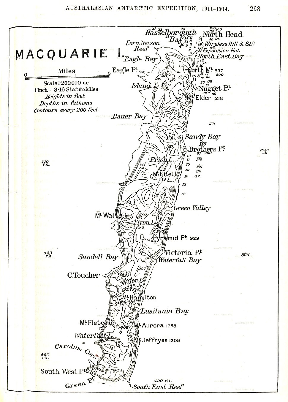 Royal-geographical-society geographical-journal 1914 macquarie-island-antarctica 1381 2000 600