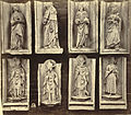 Royal Architectural Museum. Plaster Casts (Figures) from Tomb in Hereford Cathedral (3611560096).jpg