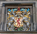 Royal coat of arms of Scotland - Edinburgh Castle - C - Stierch.jpg