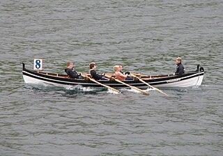 Vágs Kappróðrarfelag Faroese rowing club