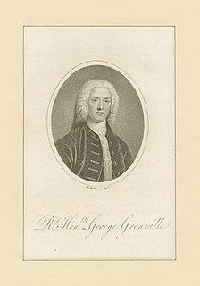 Grenville ministry Government of Great Britain