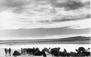 Abu Ageila - Ruafa dam. 1948