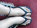 Rubber Anklet & Flipflops.JPG