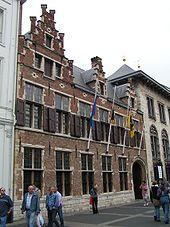Rubenshaus, Wapper 9, Antwerpen (Quelle: Wikimedia)