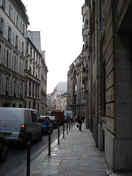 Fichier:Rue Blanche, Paris 21 November 2006.jpg
