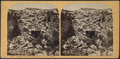 Ruins at Fort Ticonderoga, N.Y. The Oven, by Styles, A. F. (Adin French), 1832-1910.png