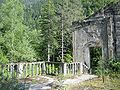 Ruins of Stalins summer-house by the lake Ritsa.jpg