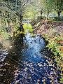 Ruisseau de saint Nicolas, dans le village de Kruth.jpg