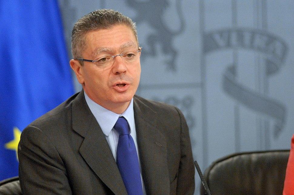 Ruiz-Gallardón y Soria, septiembre 2012
