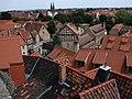 Rundgang Quedlinburg zur und um die romanische Stiftskirche St. Servatius - Über den Dächern von Par.., von Quedlinburg - panoramio (3).jpg