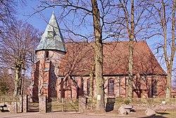 Rundturmkirche St. Peter und Paul-Kirche in Betzendorf IMG 5055.jpg